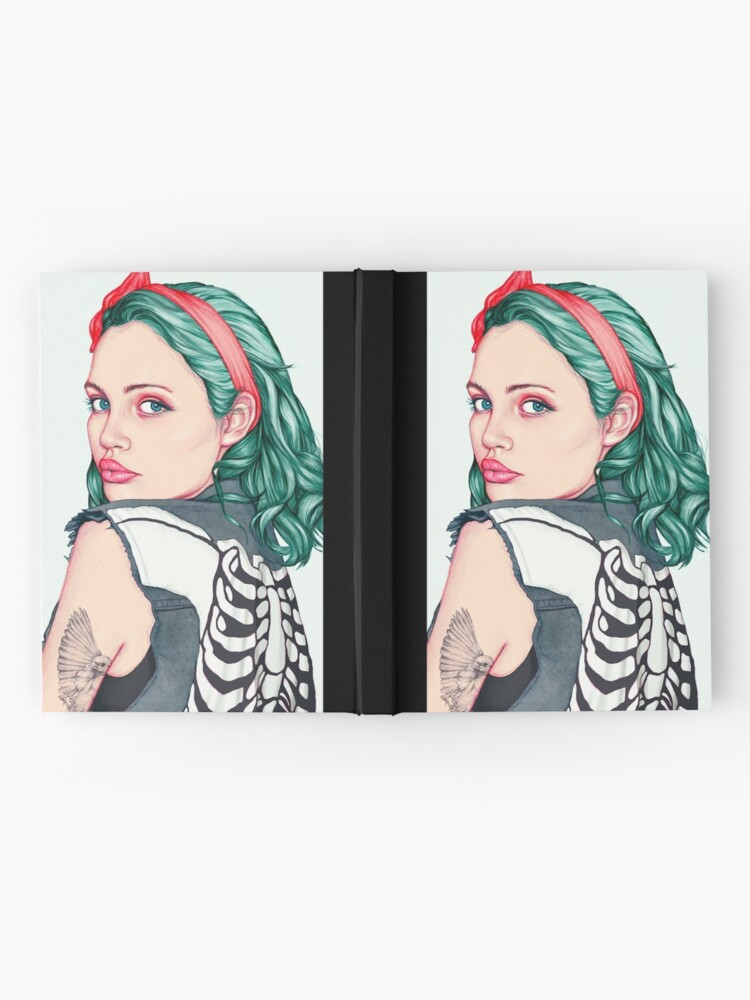 Alternate view of Emerald Hardcover Journal