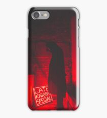 kirk knight iPhone Case/Skin