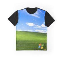 Windows XP - Bliss Graphic T-Shirt