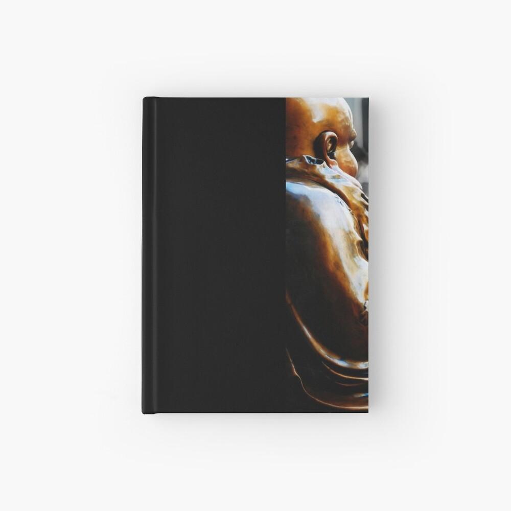 Touching Buddha Hardcover Journal