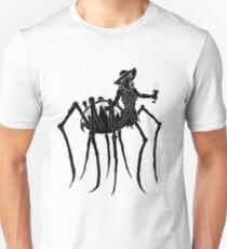 Black Widow at a Funeral Unisex T-Shirt