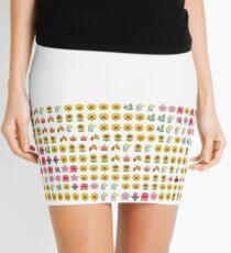 Flower Garden Mini Skirt