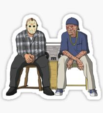 Friday (the 13th) Sticker