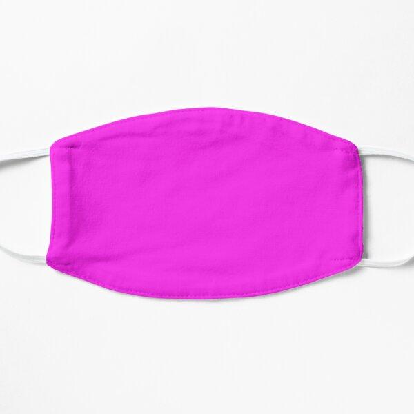 Fluro Pink Socks - Bright Pink Sock Flat Mask