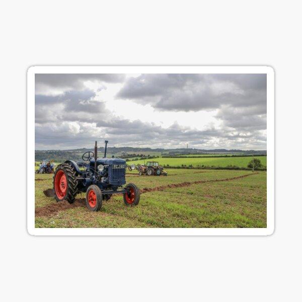 FORDSON FARMING DECAL SMALL