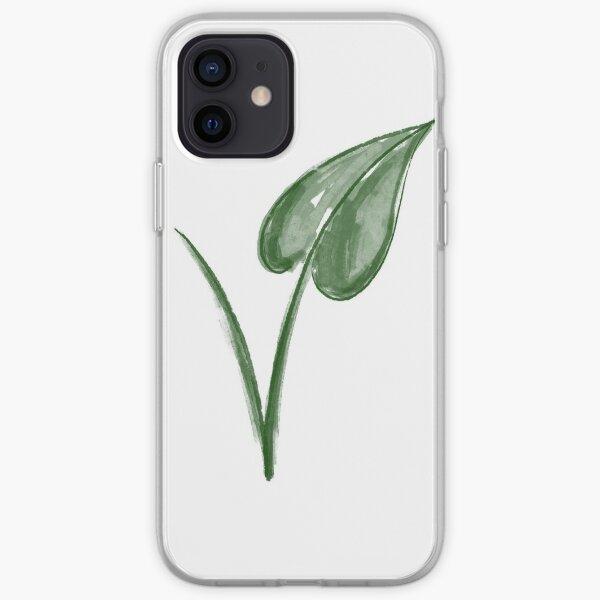 ¡Vamos vegano! Funda blanda para iPhone