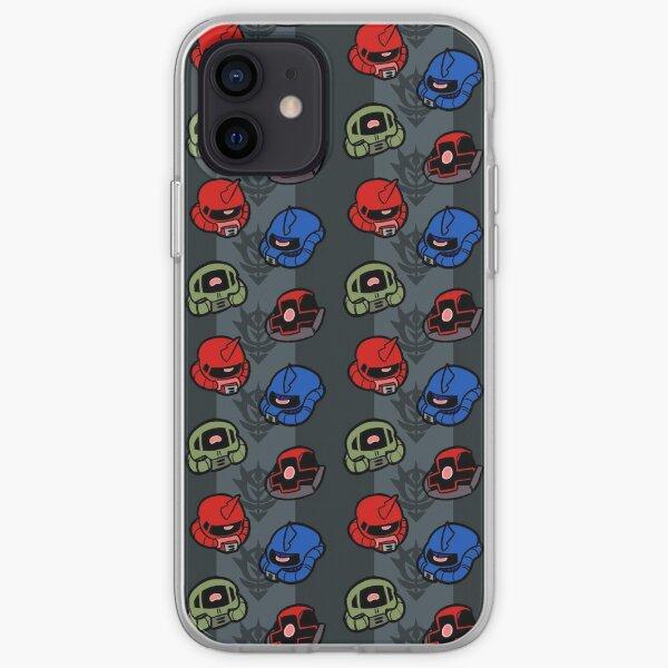0079 Zeons iPhone Soft Case