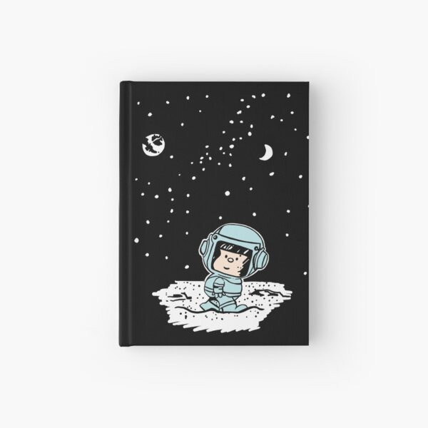 Lunatic mafalda Hardcover Journal