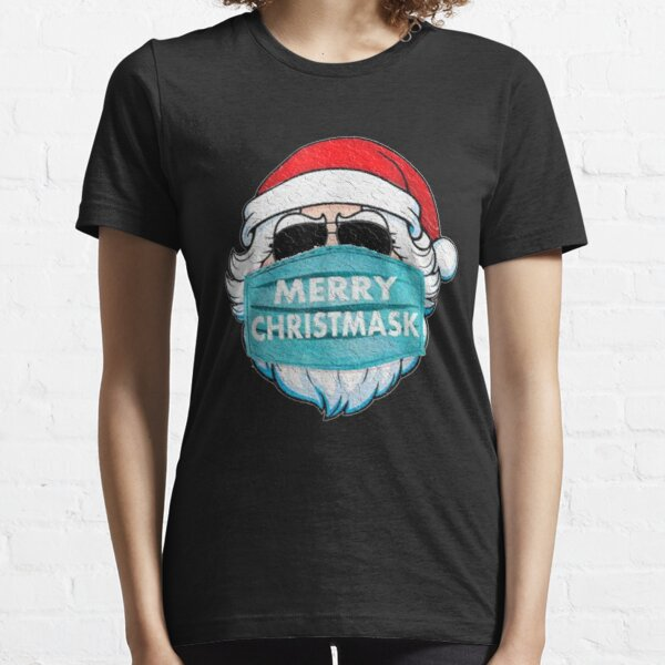 Merry Christmask Essential T-Shirt