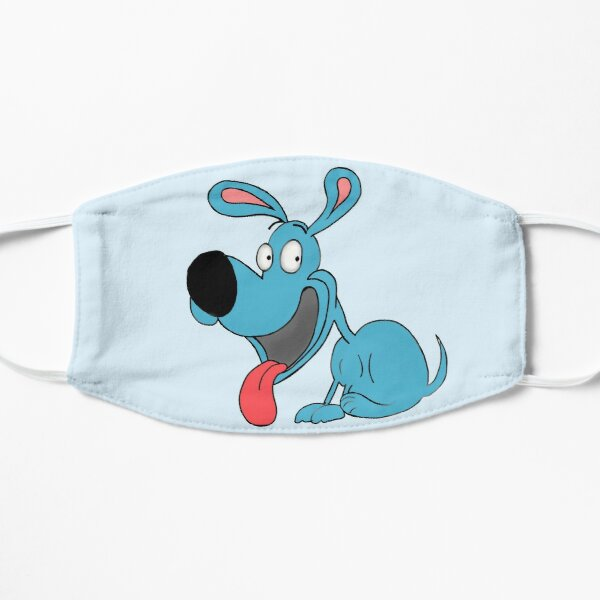 Funny Dogs No. 2 Flache Maske