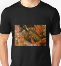 Sieve-Patterned Moray Unisex T-Shirt