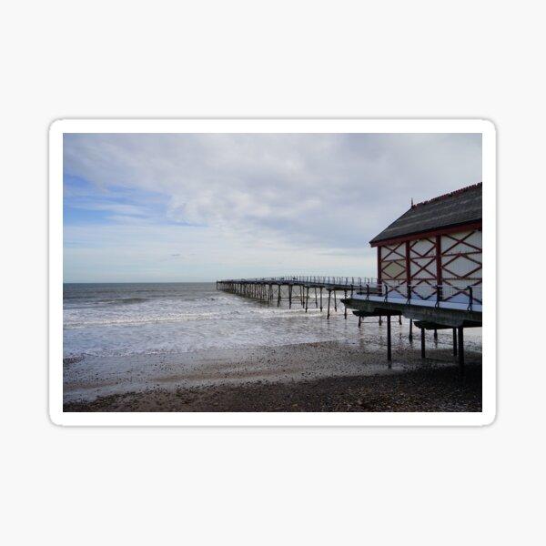 Saltburn By The Sea Sticker
