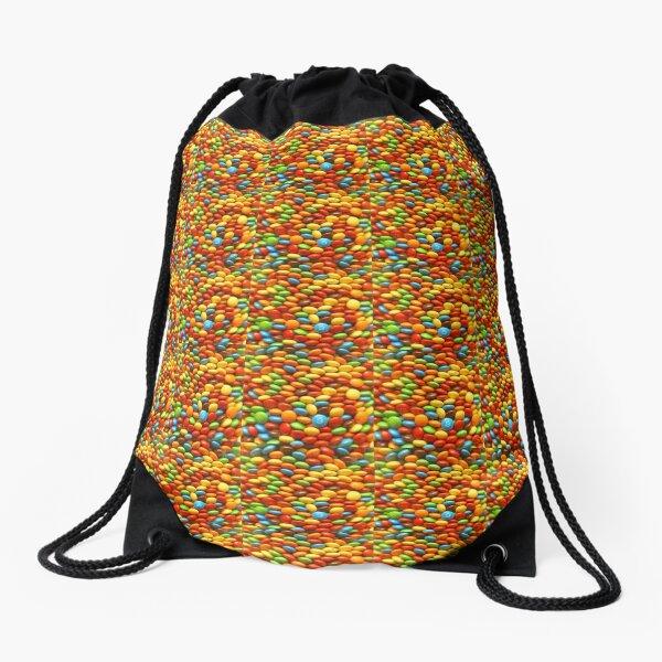COLOUR FULL PRINT Drawstring Bag