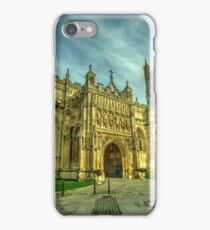 Gloucester Cathedral  iPhone Case/Skin