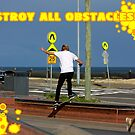 Destroy All Obstacles! by reflector