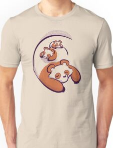 The Pandas Are Sleeping T-Shirt