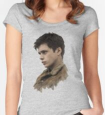 ben parish the 5th wave Women's Fitted Scoop T-Shirt