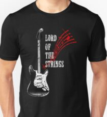 electric guitar, Lord Of The Strings T-Shirt