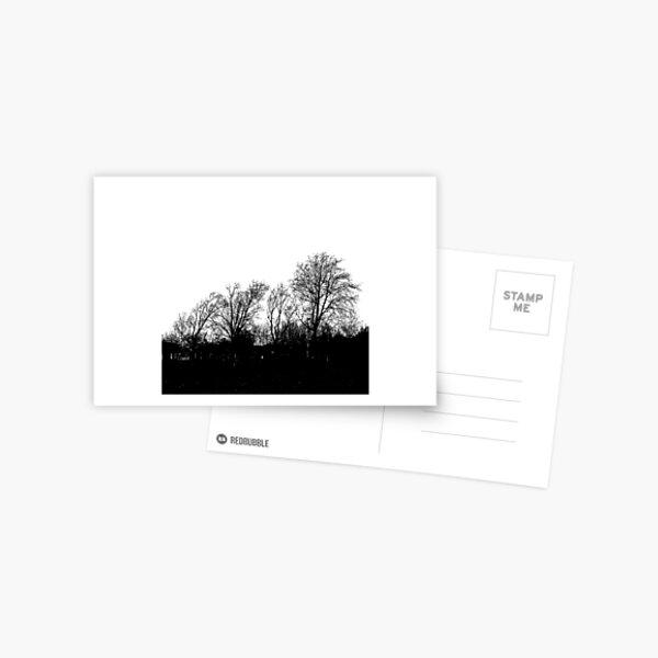bnw Postcard