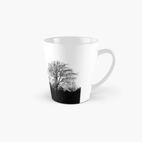 bnw Tall Mug
