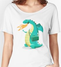 Sunshine Dragon Women's Relaxed Fit T-Shirt