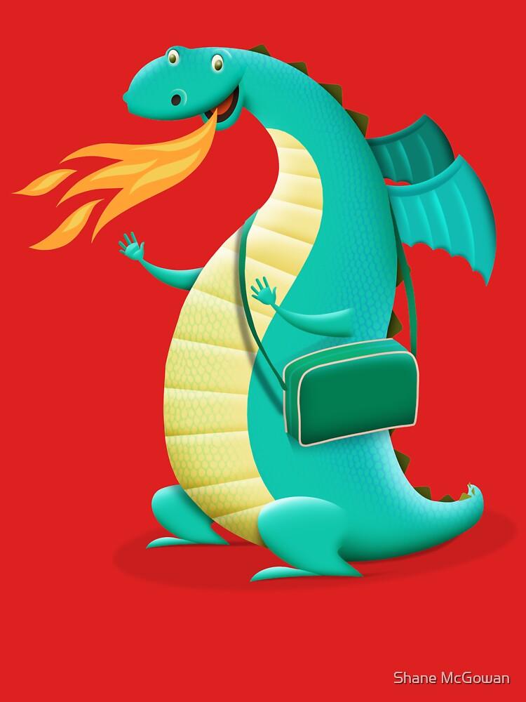 TShirtGifter presents: Sunshine Dragon | Unisex T-Shirt