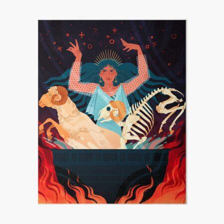 Medea Art Board Print