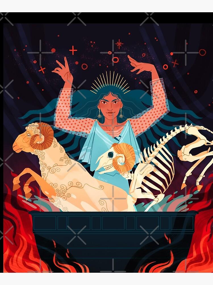 Medea by flaroh