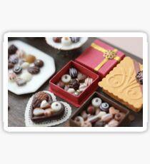 Chocolates for my Sweet Sticker