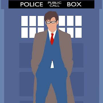 Tenth Doctor by askal13