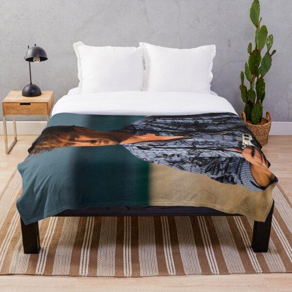 tom felton sticker/ blanket Throw Blanket