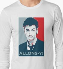 Tenth Doctor - Allons-y T-Shirt