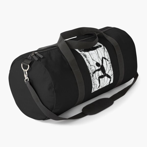 Puppeteer marionette Duffle Bag