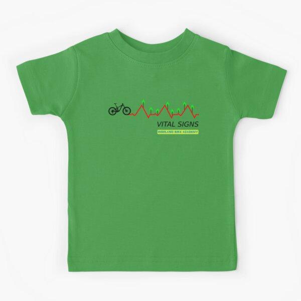 Vital Signs Dark Kids T-Shirt