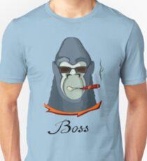 """Print """"Gorilla Boss"""" T-Shirt"""