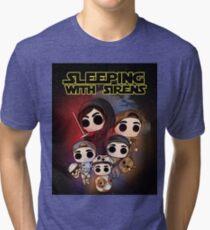 SWS+SW Tri-blend T-Shirt