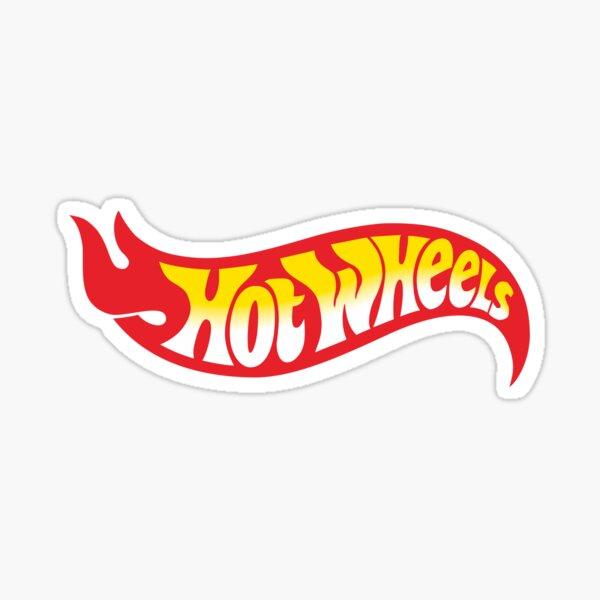 MEJOR PARA COMPRAR - Hot Wheels Pegatina