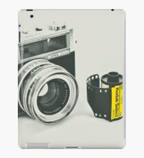 Retro photography iPad Case/Skin