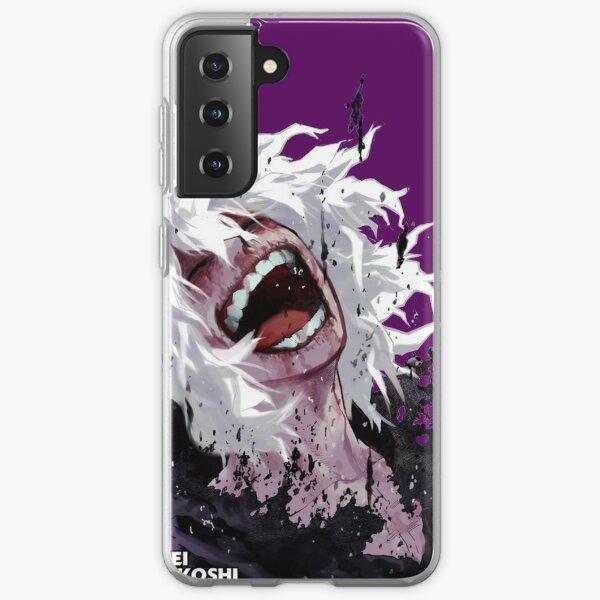 Villain's madness - Shigaraki Samsung Galaxy Soft Case
