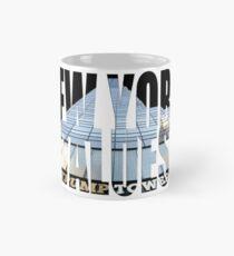 New York Values Mug