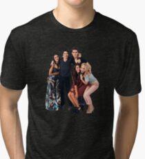 Vampire Diaries cast 2 Tri-blend T-Shirt