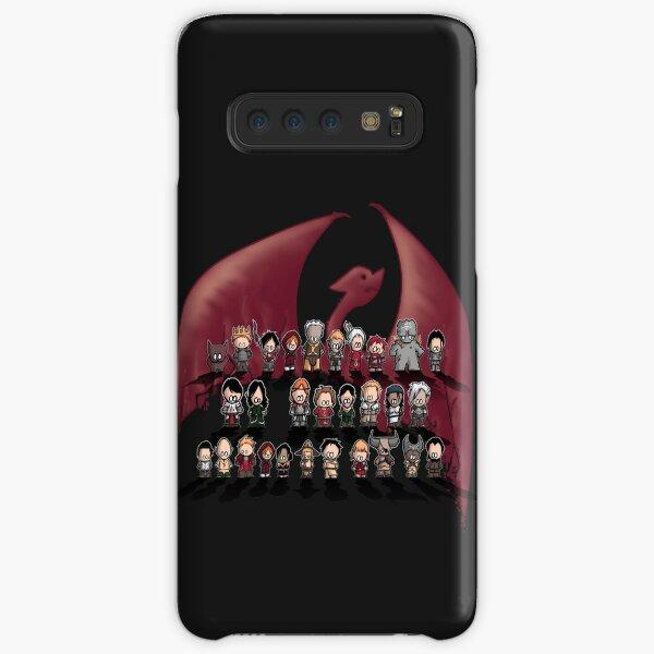 Dragon age trilogy Samsung Galaxy Snap Case