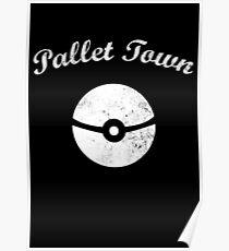 Pokémon - Pallet Town Poster