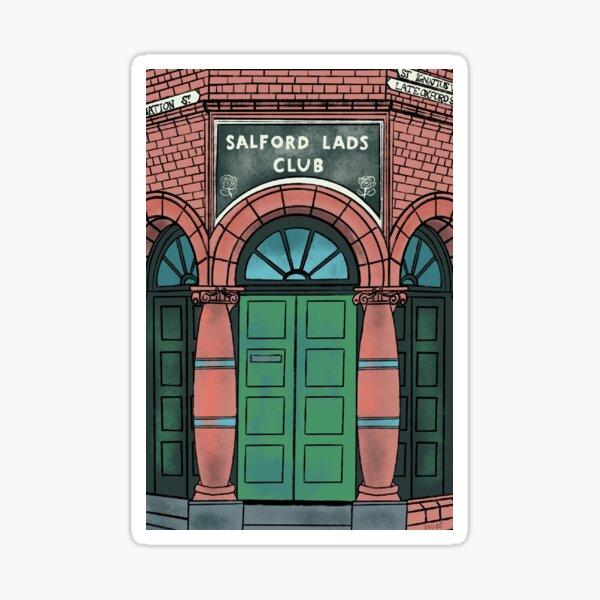 Salford Lads Club - The Smiths Sticker