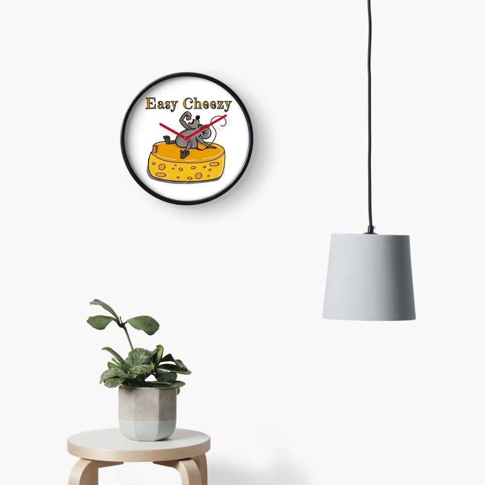 Easy Cheezy Clock