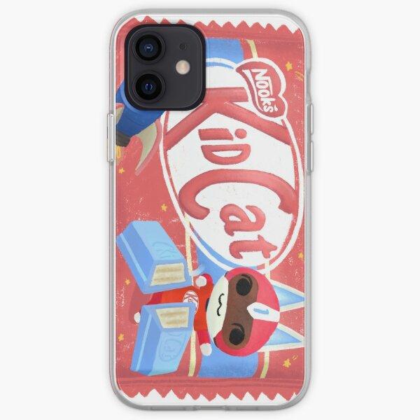 Kidcat flavoured Kit kat iPhone Soft Case