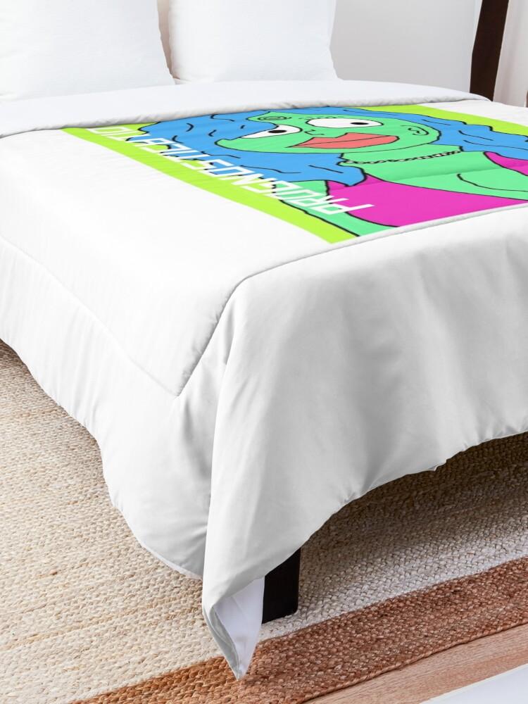 Alternate view of Scykosiz - PROGNOSTICATION Comforter