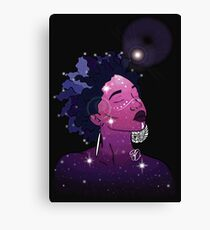 Higher in The Stars Canvas Print