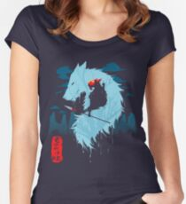 Hime Women's Fitted Scoop T-Shirt