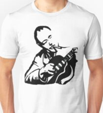 Django Reinhardt Gypsy Jazz Guitarist T-Shirt Unisex T-Shirt